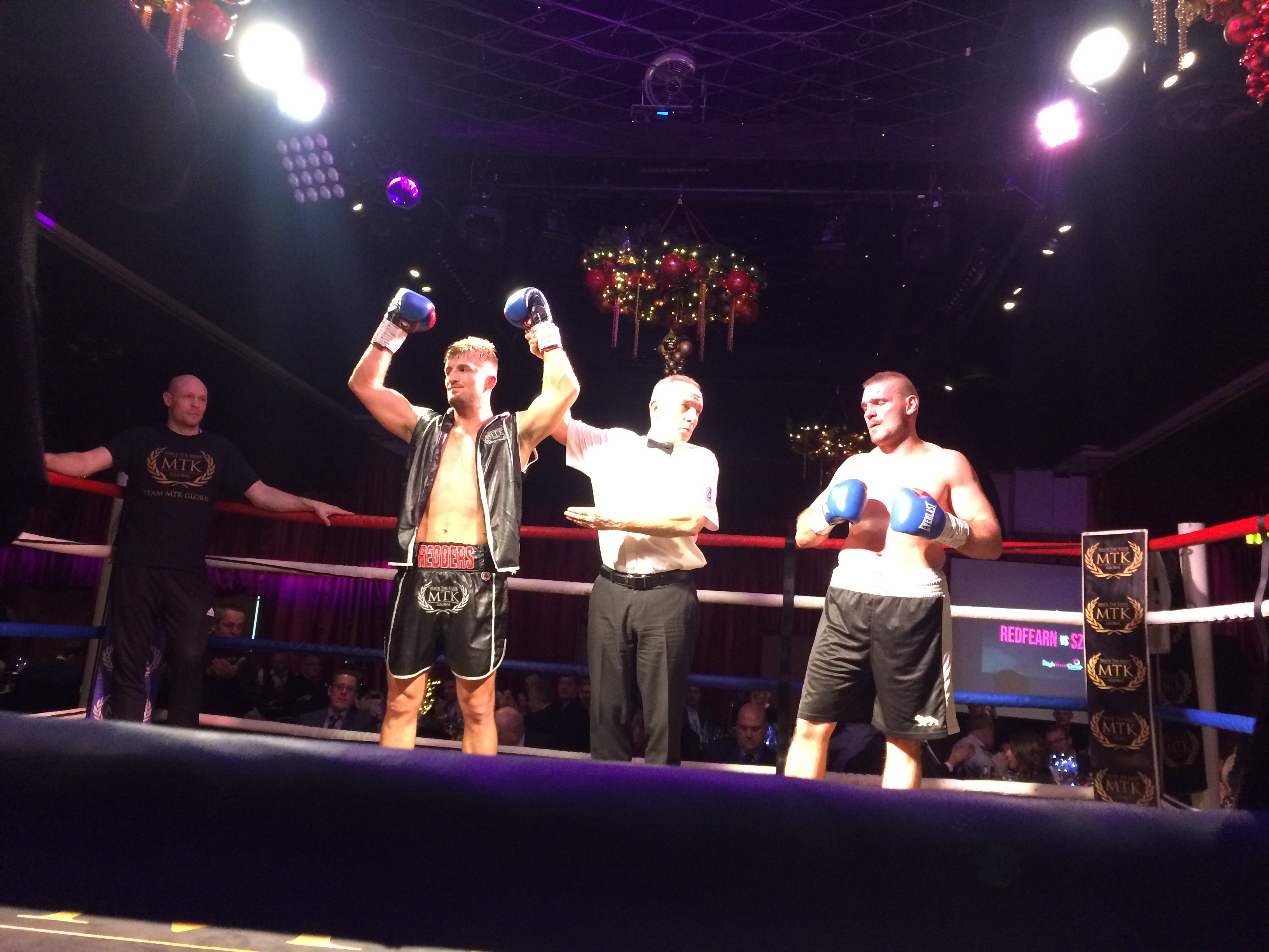 Redfearn, Surtees, Ellis and Hughes win on MTK North-East