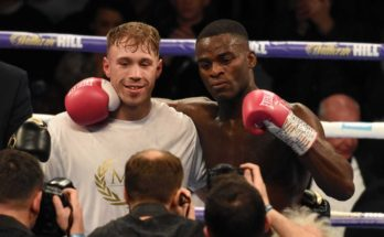 Barrow's Liam Conroy to fight for WBO European title in all-MTK